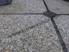 pavimento tipico in selciato di fiume