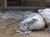 cubetti di granito grigio