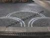 mosaico in pietra per pavimento