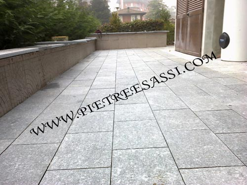 Piastrelle da esterno gres porcellanato per pavimenti e - Gres porcellanato da esterno ...