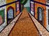 mosaico paesaggio