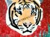 tigre mosaico