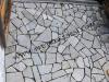 lavorazione a mosaico- opus incertum