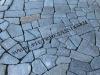 dettaglio posa mosaico luserna