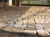 pavimento esterno  a mosaico