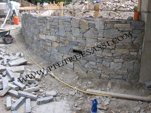 Muro In Pietra ~ Ispirazione design casa