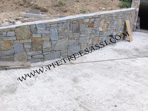 Muri in pietra pietreesassi - Muri interni in pietra ...