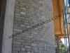muro esterno in smolleri di luserna