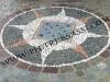 decorazione esterno ciottoli-mosaico