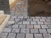 marciapiede in pietra