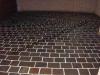 pavimentazione interna in porfido