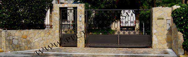 Pietreesassi pavimenti in pietra rivestimenti e mosaici for Ingressi esterni di ville