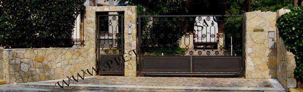 villette con muri in finta pietra : Muri In Pietra Pietreesassi Pictures to pin on Pinterest