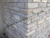 muro esterno in pietra di luserna
