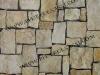 rivestimento roccette pietra di Tr