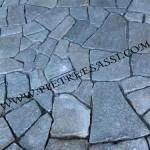 lastre a spacco- mosaico - opus incertum