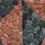 ciottoli mosaico