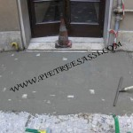 stuccatura mosaico