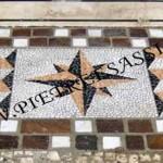 posa mosaico in ciottoli