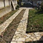 pavimento carrabile in pietra