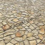 mosaico di pietra di Trani piano cava