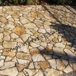 pavimentazione esterna carrabile