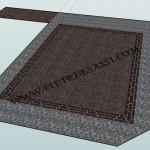 progetto pavimento esterno